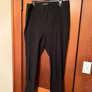 Crop pants, 1X